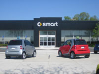 Smart Car Dealership