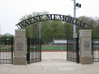 Wayne Memorial High School Athletic Field