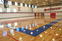 John Glenn High School Gymnasium