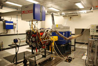 Ilmor Dynamometer Addition