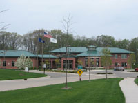 Charter Township of Plymouth Townhall Police and Fire